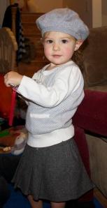 Blair Waldorf, the early years.
