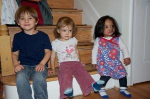 Three babies!