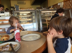 My lunch dates.