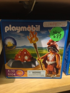 "I am literally speechless. But I am amused that the price has been reduced to see if they can unload this deeply troubling toy by making it cheaper. ""Sure, it portrays a ridiculous amalgamated stereotype of an indigenous person, but it was such a bargain!"""