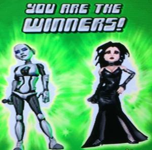 robots vs goths